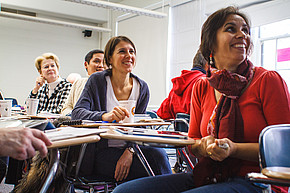 Women involvement CSOP