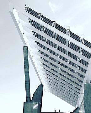 PV solar energy panels