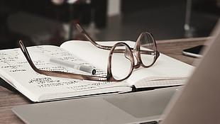 FAQ glasses book